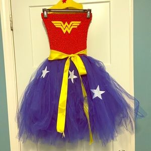 Wonder Woman handmade costume
